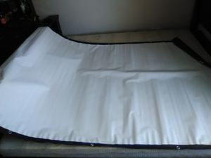 120 inch Projector screen for Sale in Odessa, TX