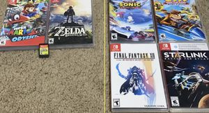 Nintendo Switch Games for Sale in Davenport, FL