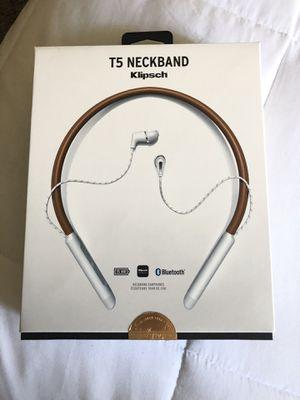 Klipsch T5 Neckband for Sale in Henderson, NV