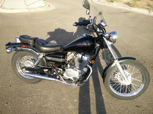 Honda Rebel 250 for Sale in Midland, TX