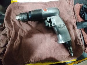 """MAC tools brand 3/8"""" reversible air drill for Sale in Sykesville, MD"""