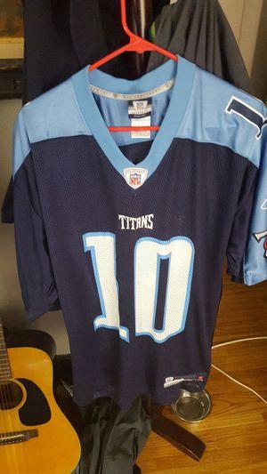 Reebok Tennessee Titans Jake Locker jersey for Sale in Seattle, WA