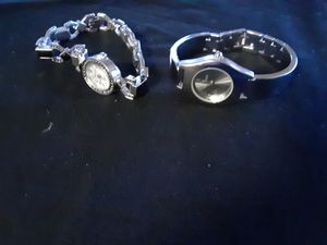2 WATCHES ANNE KLEIN AND NOVELLE QUARTZ for Sale in Vacaville, CA