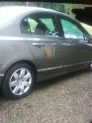 Honda civic ex sedan for Sale in Camas Valley, OR