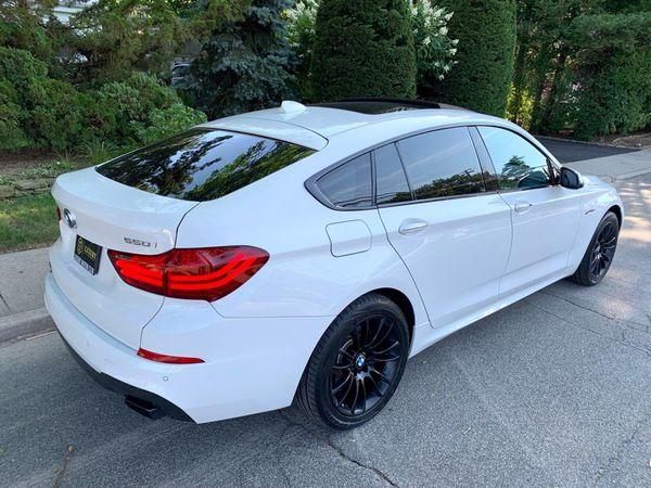 2016 BMW 550i