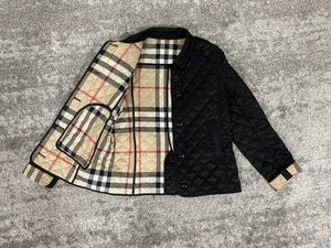 Black Petite Burberry Jacket for Sale in Everett, WA