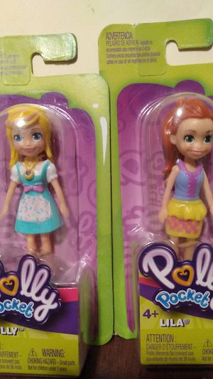 New Polly Pockets for Sale in Carmichael, CA