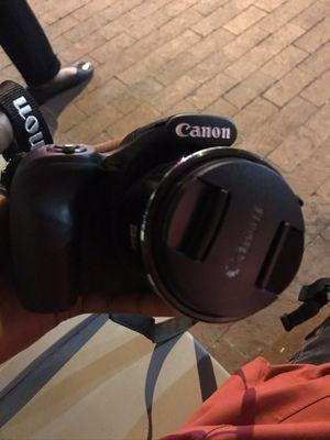Canon camera for Sale in Petersburg, VA
