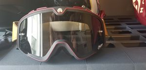 indian riding goggles 100 percent goggles for Sale in Lithia, FL