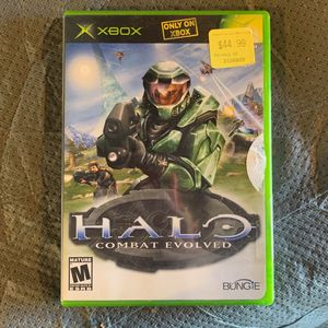 Halo Combat Evolved for Sale in Morgan Hill, CA
