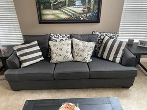 Ashely Furniture 3 Seater Couch for Sale in Lake Forest, CA