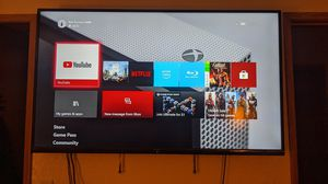 55inch Smart TV - W/ remote $250 OBO for Sale in Tacoma, WA