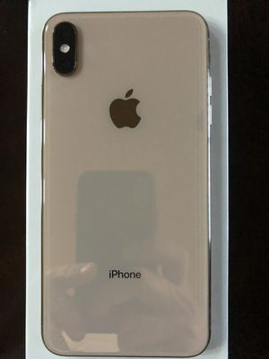 iPhone XS Max 256gb GOLD for Sale in Las Vegas, NV