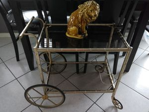 Vintage decorative cart for Sale in Bloomington, CA