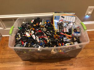Lego 55 pounds Batman,creator,Star Wars and More for Sale in Woodstock, GA