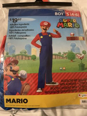 Mario Halloween costume for Sale in Columbia, SC
