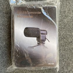 MIC-109 DSLR & Camcorder Microphone for Sale in Los Angeles,  CA