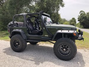 97 Jeep Wrangler TJ for Sale in DeBary, FL