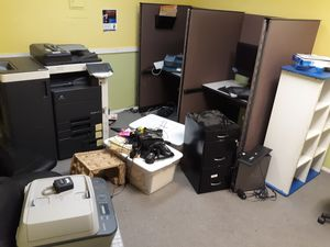 Office Furniture/ Printers for Sale in Fort Lauderdale, FL