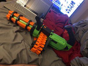 Kids nerf gun for Sale in Newburg, MD