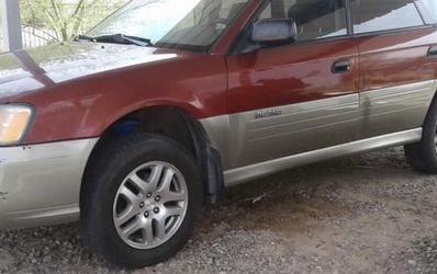 2004 Subaru Outback (not Running) for Sale in Phoenix,  AZ