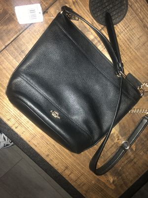 Brand new coach black womens purse for Sale in Bellflower, CA
