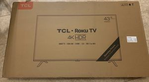 TCL Roko Smart TV for Sale in Plainville, CT
