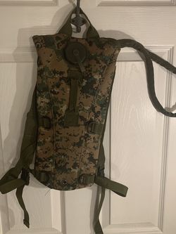 KMS Camo Hydration Backpack for Sale in Fontana,  CA