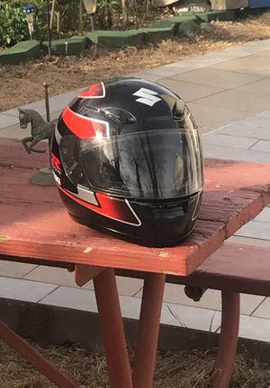 Suzuki GSX Motorcycle Helmet for Sale in Arlington, VA