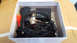 Rohs Digital Coaxial Toslink to Analog (L/R) Audio Converter for Sale in Cashmere, WA