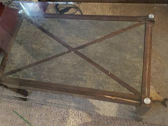 Slate Coffee Table W Side Table for Sale in Oceanside,  CA