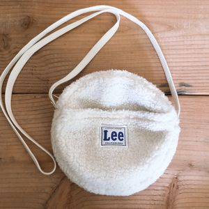 LEE JAPAN Sherpa Circle Shoulder Bag for Sale in Tustin, CA
