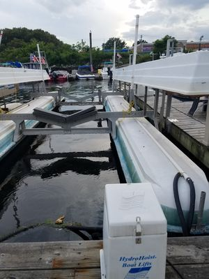 Boat lift 20,000lb Hydrohoist for Sale for sale  Brooklyn, NY