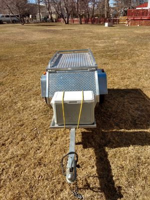 Motor cycle trailer for Sale in Denver, CO