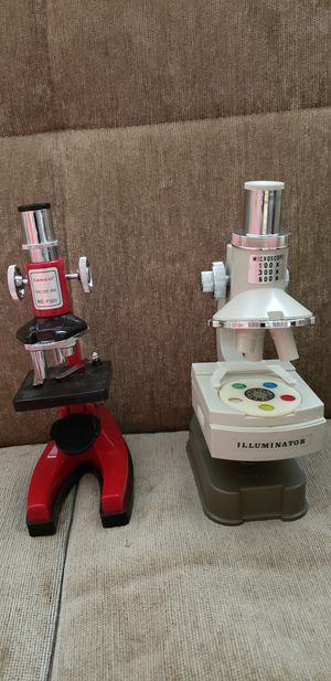 2 Microscopes for Sale in Dearborn Heights, MI