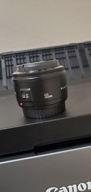 Canon 50Mm 1.8 for Sale in Carlsbad, NM