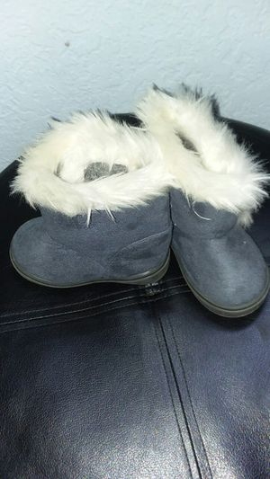 Baby girl boots size 2 for Sale in West Palm Beach, FL
