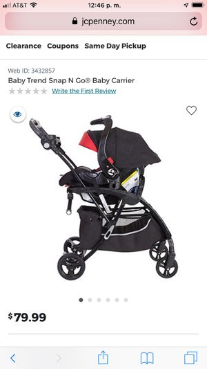 Graco Snugrider Elite And Car Seat Carrier Full Size Stroller for Sale in West Palm Beach, FL