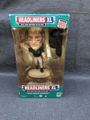 Matt Williams 1999 Headliner XL premier collection Diamondbacks for Sale in Yorba Linda, CA