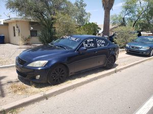 2007 lexus is250 for Sale in Tucson, AZ