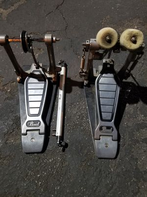 Pearl double bass pedal for Sale in Los Angeles, CA
