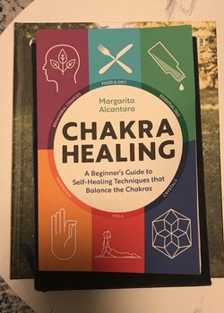 Chakra Healing Guide Book for Sale in Rochester,  NY