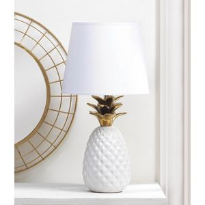 Used, GOLD TOPPED PINEAPPLE LAMP for Sale for sale  Niceville, FL