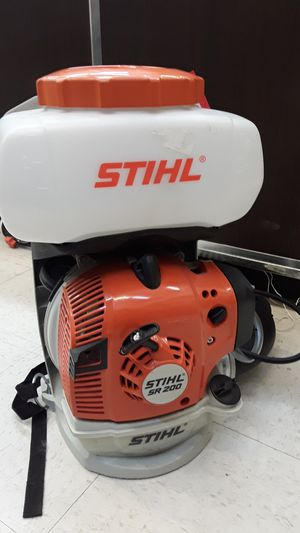 Stihl Backpack Sprayer for Sale in Beaumont, TX