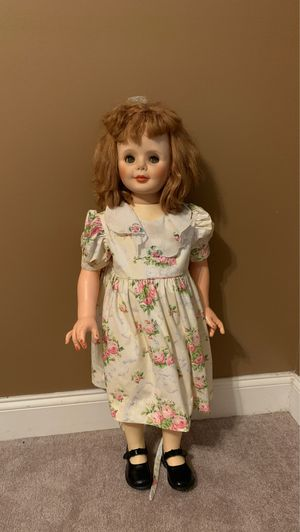 35 inch doll for Sale in Fuquay-Varina, NC