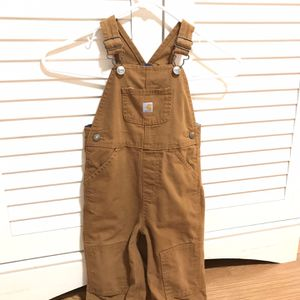 CARHARTT CANVAS BIB OVERALL for Sale in Gresham, OR