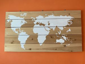 World map for Sale in San Diego, CA