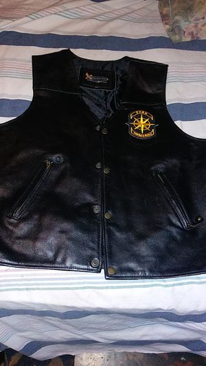 Leather Vest for Sale in Atlanta, GA