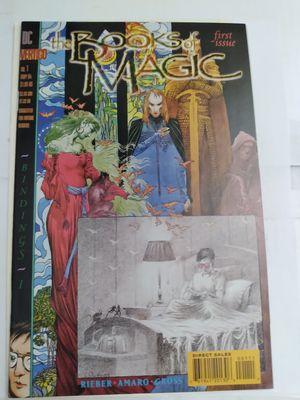 Comic Books - The Books of Magic for Sale in Seattle, WA