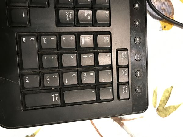 Dell Computer Keyboard ⌨️
